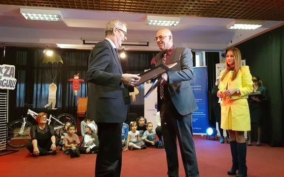 Svečana promocija završetka radova utopljavanja Doma za djecu bez roditeljskog staranja