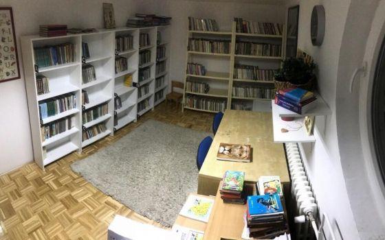 Predstavljamo biblioteku Doma za djecu - Dom Bjelave
