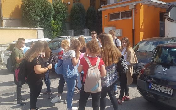 Humanitarna akcija učenika Srednje medicinske škole 2019/2020.godina