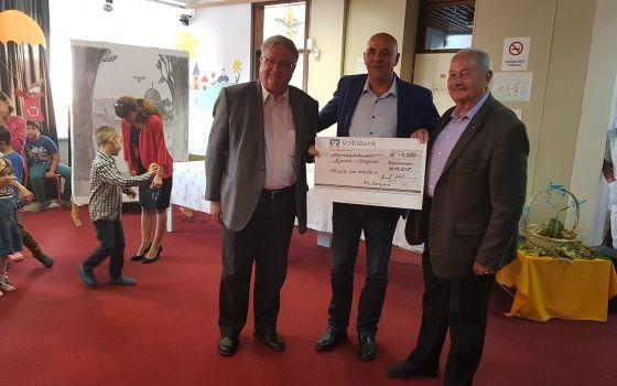 Grad Friedrichshafen donirao sredstva za grijanje u Kući za mlade u Vogošći