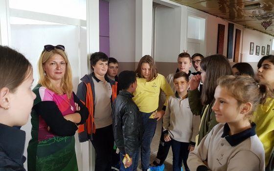 Posjeta učenika Međunarodne osnovne škole