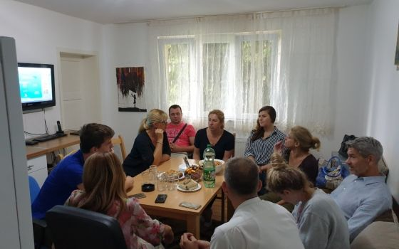 Posjeta predstavnika organizacije Hope and Homes for Children in BiH
