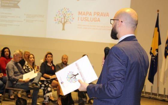 Građanima Kantona Sarajevo dostupno 115 prava i usluge iz oblasti socijalne zaštite
