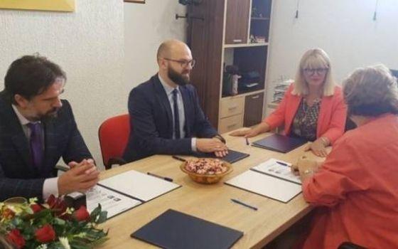 Sporazum o suradnji u procesu smještaja i boravka studenata Doma Bjelave