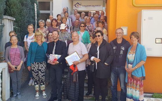 Posjeta delegaciji pobratinskog Grada Friedrichshafena Domu
