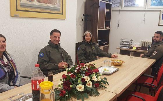 Predstavnici EUFORA Austrija posjetili su KJU Dom za djecu bez roditeljskog staranja