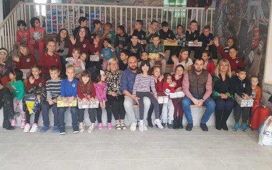 Posjeta učenika O.Š. Mehmed Handžić