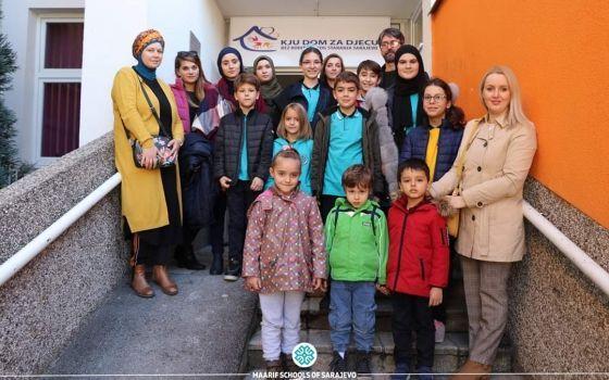 Posjeta Maarif School of Sarajevo