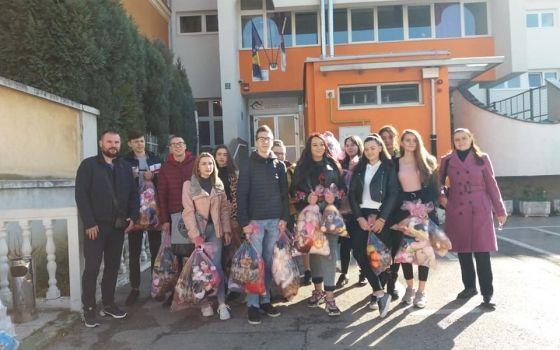 Posjeta učenika  JU Srednje poslovno-komercijalne i trgovačke škole