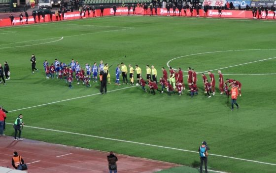 Gradski derbi  FK Sarajeva i FK Željezničara