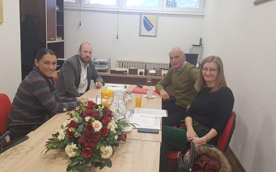Sastanak Ustanova socijalne zaštite