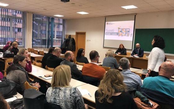 🎓 Održan prvi Susret struke i nauke u oblasti socijalne zaštite