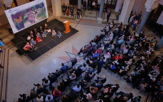 Svečana manifestacija obilježavanja 120.godina postojanja i uspješnog rada KJU Doma za djecu bez roditeljskog staranja