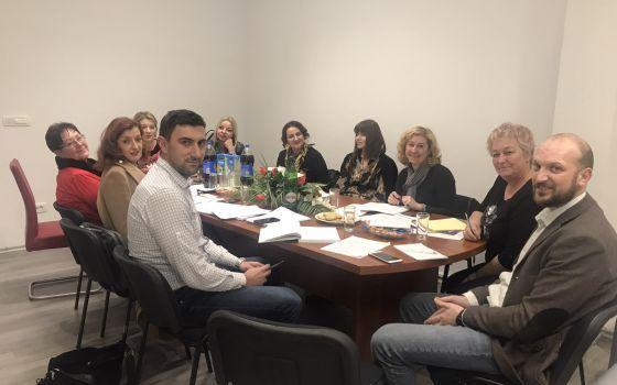 """Sastanak Tima za implementaciju druge faze projekta """"Transformacija KJU Dom za djecu bez roditeljskog staranja Sarajevo"""