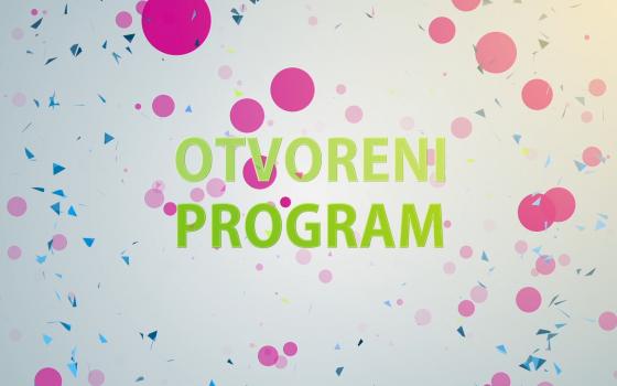 """Gostovanje u emisiji """"Otvoreni program"""" televizije Vogošća"""