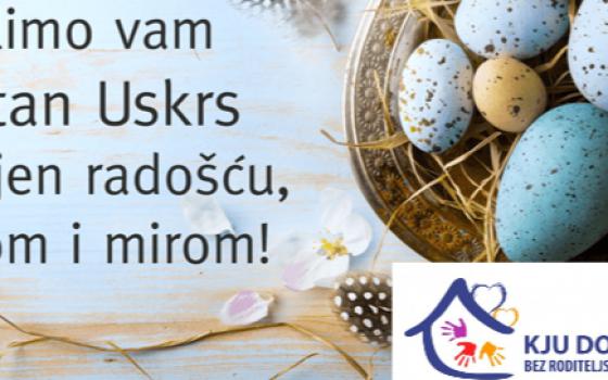 Sretan Uskrs svim vjernicima katoličke vjeroispovjesti