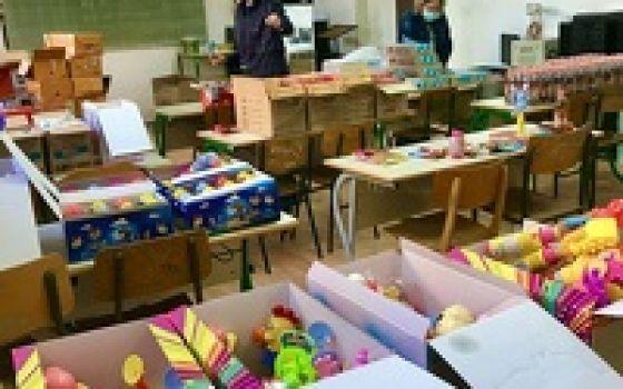 HUMANITARNA AKCIJA Rotary Club Sarajevo dodijelio 100 paketića za štićenike Dječijeg doma Bjelave